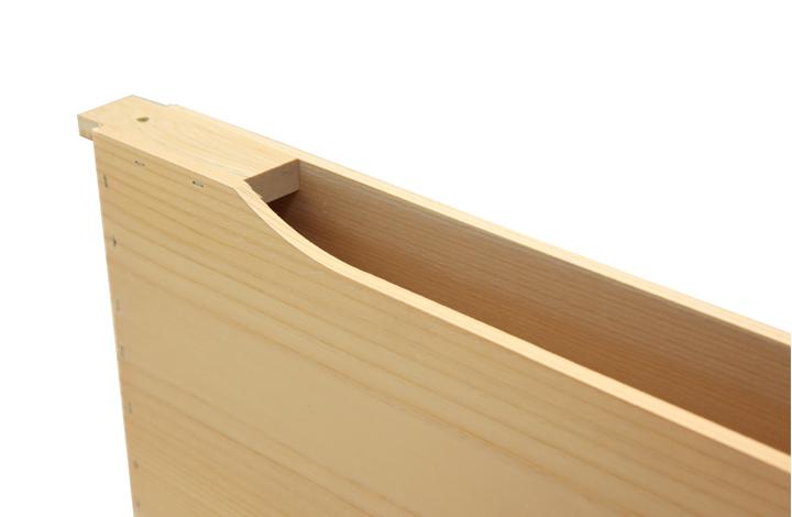 木製給餌器 完成品